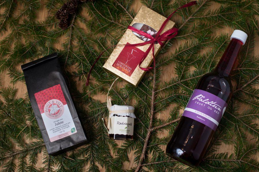 Julegåvetips: Lokale smaksgåver frå Bakar Jon