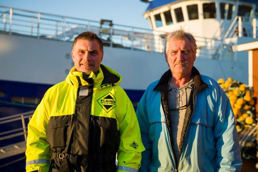 Lokalmat: Fisk frå Hillersøy