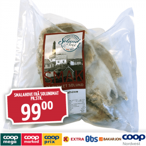 Smalahove - Kampanje Coop Nordvest