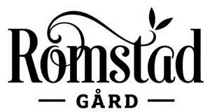 Romstad gård logo