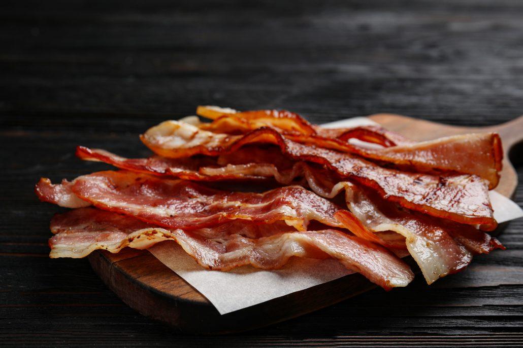 bacon - Lokalmat - Coop nordvest - lokale smaker - matkultur - norsk mat - lokal matprodusent - mattradisjoner - kortreist mat - kortreist drikke - miljøvennlig kverdagsmat - mathandverkar - smaksopplevingar